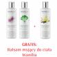 Zestaw Balsamy myjące do ciała Marakuja, Miłorząb, Wanilia 2+1 GRATIS