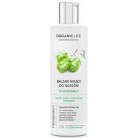 Balsam myjący do włosów regenerujący