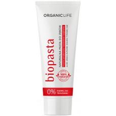 Biopasta - Naturalna pasta do zębów, bez fluoru