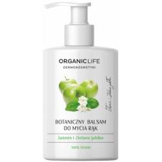 Botaniczny balsam do mycia rąk, jaśmin i zielone jabłko