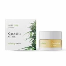 Cannabis Clinic CALMING serum - Serum ukojenie i wyciszenie z olejem konopnym