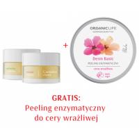 Zestaw Cannabis Clinic Calming serum, Rescue Serum + Peeling do cery wrażliwej GRATIS