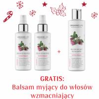 Zestaw 2xSerum wzmacniające porost włosów + Balsam myjący GRATIS