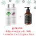 Zestaw Balsamy myjące Miłorząb, Marakuja + Balsam myjący do ciała i włosów 2w1 2+1 GRATIS