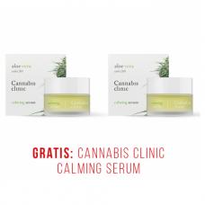 Zestaw 2xCannabis Clinic CALMING serum - Serum ukojenie i wyciszenie z olejem konopnym 1+1 GRATIS