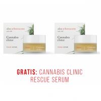 Zestaw 2xCannabis Clinic RESCUE serum - Serum regeneracja z olejem konopnym 1+1 GRATIS