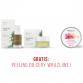 Zestaw Calming Serum, Calming Facial Oil Serum + Peeling do cery wrażliwej GRATIS