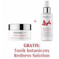 Zestaw Cera naczynkowa - Krem na noc + Tonik botaniczny 1+1 GRATIS