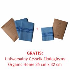Zestaw Ekologiczny czyścik uniwersalny Organic Home 2x 46X40 + 1x 35x32 GRATIS