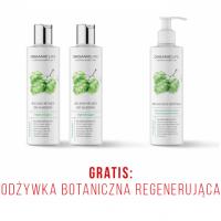 Zestaw 2xBalsam myjący do włosów regenerujący + Odżywka regenerująca GRATIS