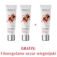 Zestaw Fitoregulator z wyciągiem z oczaru wirginijskiego 2+1 GRATIS