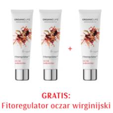 Zestaw 3xFitoregulator z wyciągiem z oczaru wirginijskiego 2+1 GRATIS