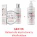 Zestaw przeciwtrądzikowy Peeling enzymatyczny, Tonik, Żel punktowy + Żel do mycia twarzy z aktywnym srebrem 3+1 GRATIS
