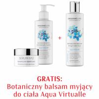Zestaw Serum nr 2 Botaniczne Nawilżanie, AV Balsam do demakijażu twarzy + AV Balsam myjący do ciała 2+1 GRATIS