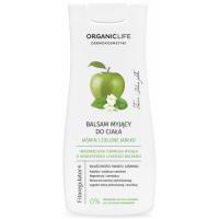 Balsam myjący do ciała, Jaśmin i zielone jabłko