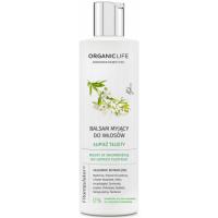 Balsam myjący do włosów (szampon), łupież tłusty