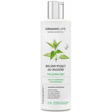 Balsam myjący do włosów (szampon) pielęgnacyjny