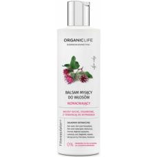 Balsam myjący do włosów (szampon) wzmacniający