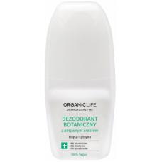 Dezodorant botaniczny, mięta, cytryna, bez aluminium