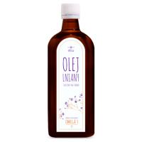 Olej lniany tłoczony na zimno Omega-3
