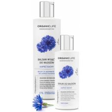 Terapia ziołowa do włosów - Łupież suchy